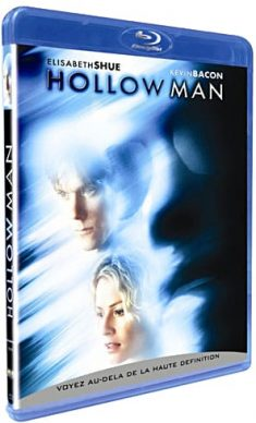 Hollow Man (2000) de Paul Verhoeven - Packshot Blu-ray