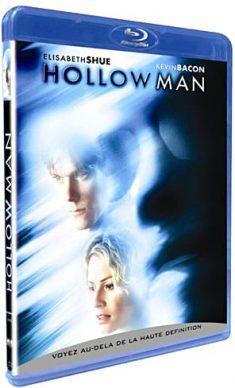 Hollow Man (2000) de Paul Verhoeven - Packshot Blu-ray