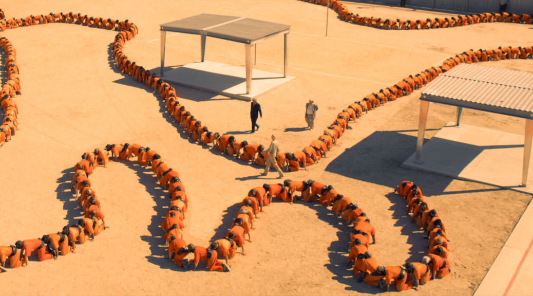 The Human Centipede 3 - Image Une Test BRD