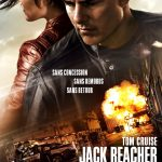 Jack Reacher Never go back - Affiche