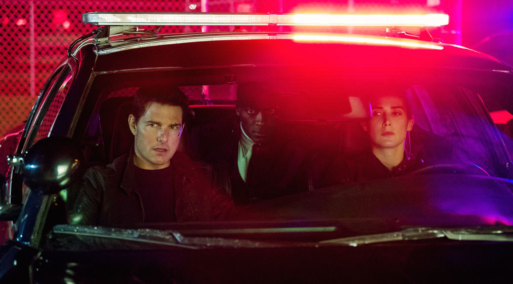 Jack Reacher Never go back - Image Une Fiche film
