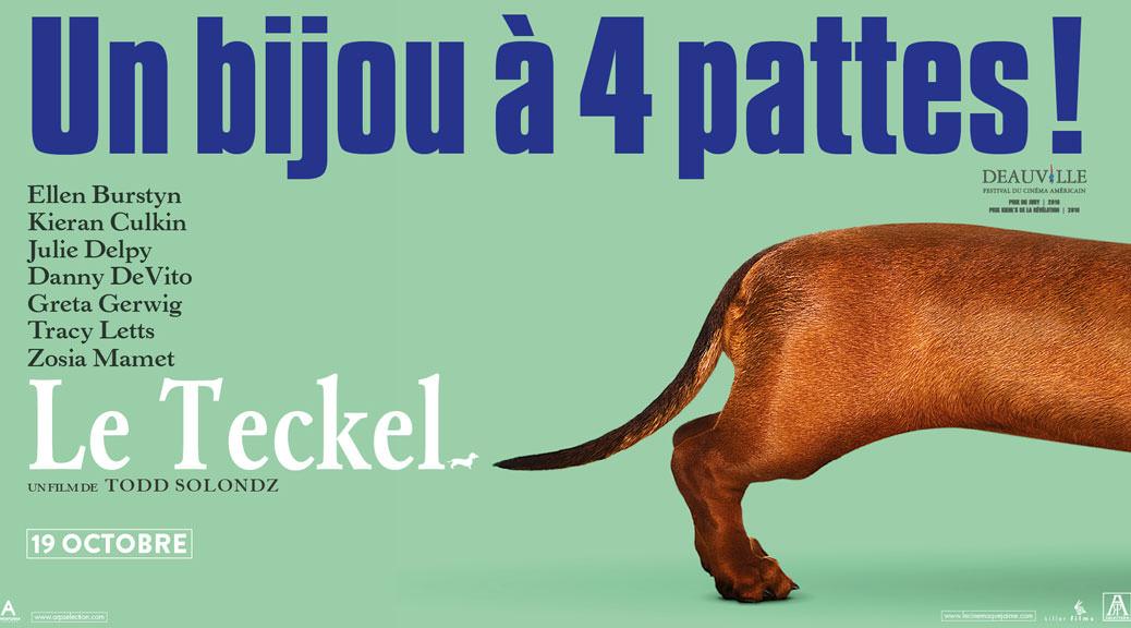 Le Teckel - Image Une fiche film