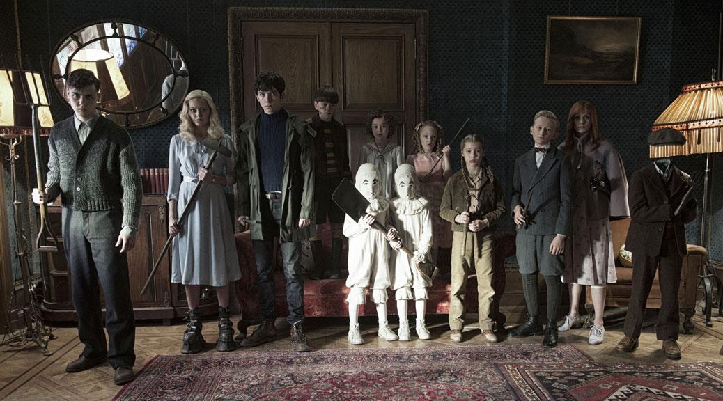 Miss Peregrine et les enfants particuliers (2016) de Tim Burton - Image Une