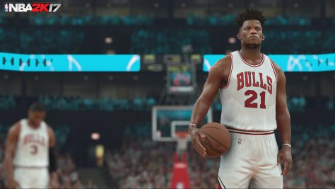 NBA 2K17 - Jimmy Butler
