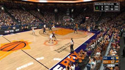 NBA 2K17 - Orange Juice In Game