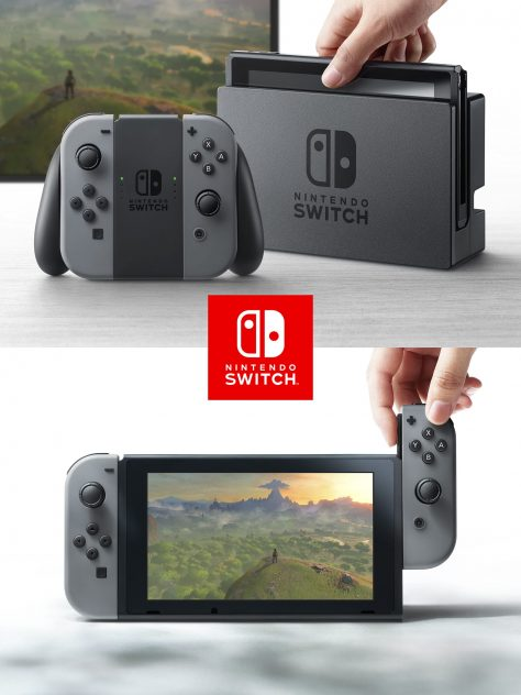 Nintendo Switch - Console