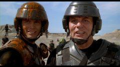Starship Troopers (1997) de Paul Verhoeven - Édition France - Capture Blu-ray