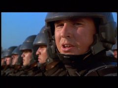 Starship Troopers (1997) de Paul Verhoeven - Making of : Death From Above