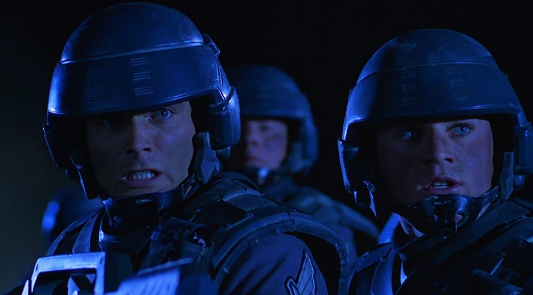 Starship Troopers (1997) de Paul Verhoeven