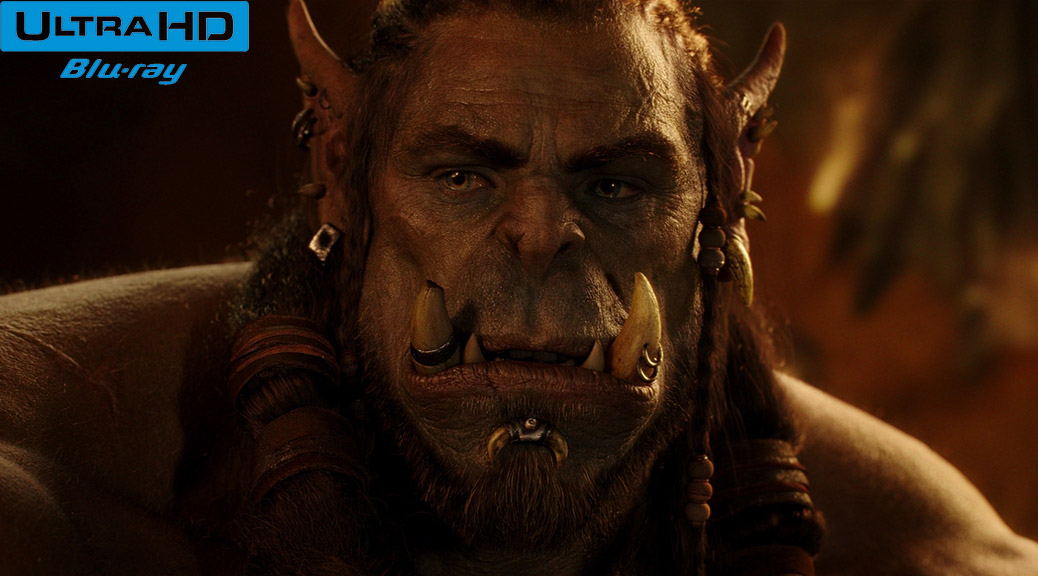 Warcraft : Le commencement (2016) de Duncan Jones – Capture Blu-ray
