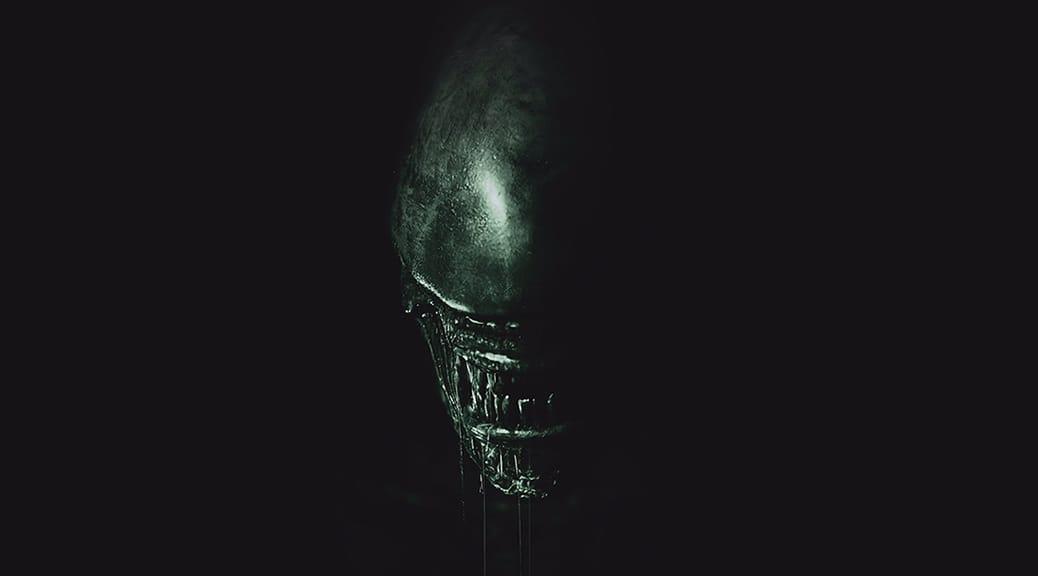 Alien : Covenant (2017) de Ridley Scott - Affiche teaser