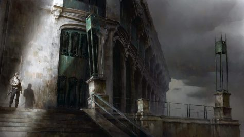 Dishonored 2 - Architecture
