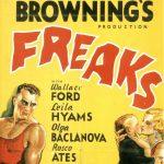 Freaks - Affiche US 1932