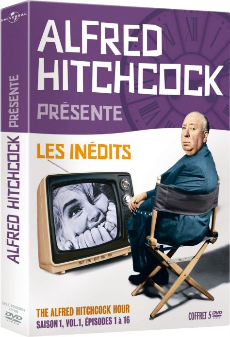 The Alfred Hitchcock Hour - Coffret DVD Saison 1 Vol 1