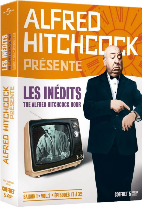 The Alfred Hitchcock Hour - Coffret DVD Saison 1 Vol 2