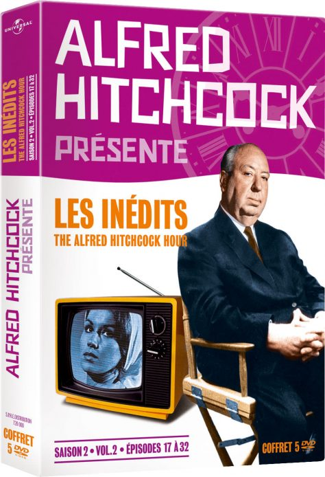 The Alfred Hitchcock Hour - Coffret DVD Saison 2 Vol 2