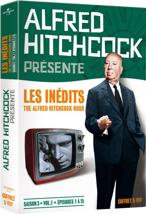 The Alfred Hitchcock Hour - Coffret DVD Saison 3 Vol 1