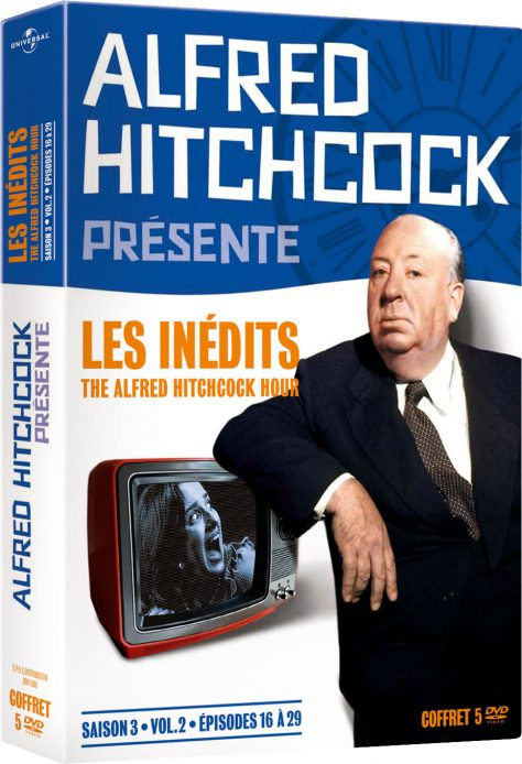 The Alfred Hitchcock Hour - Coffret DVD Saison 3 Vol 2