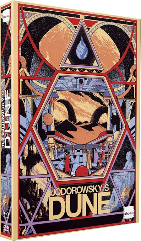 Jodorowsky's Dune (2013) - Packshot Blu-ray