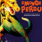 Le Monde perdu (1925) - Cover DVD édition 2016