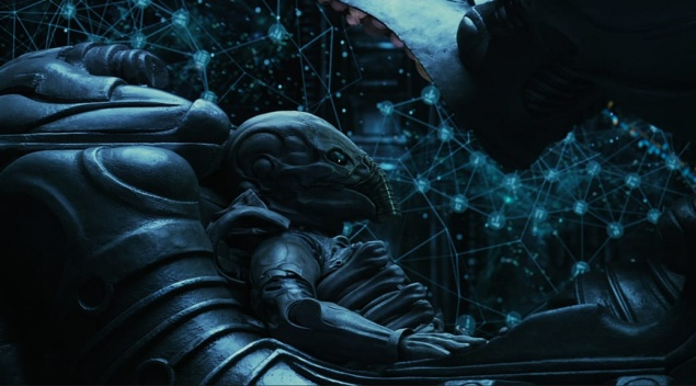 Prometheus (2012) de Ridley Scott