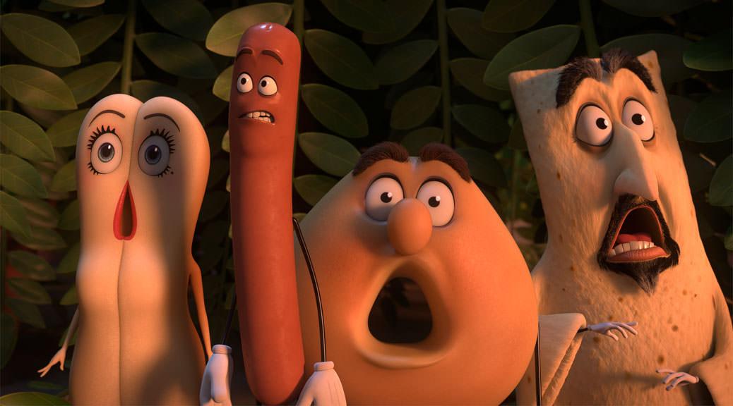 Sausage Party - Image Une fiche film
