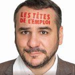 Les Têtes de l'emploi (2016) de Alexandre Charlot et Franck Magnier - Affiche François-Xavier Demaison