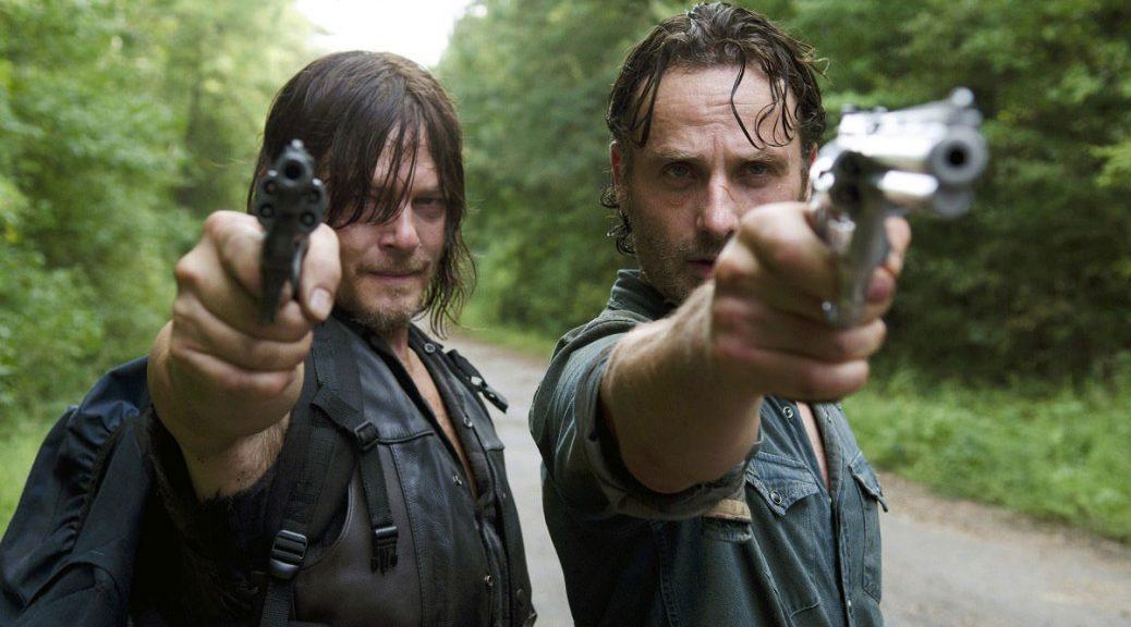 The Walking Dead - Saison 6 - Image une test BRD