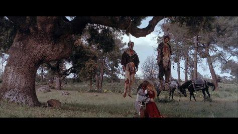 La Chair et le sang (1985) de Paul Verhoeven - Édition Kino Lorber - Capture Blu-ray