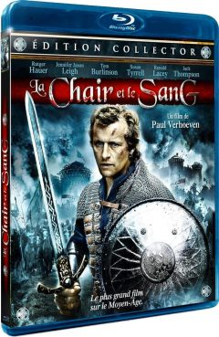 La Chair et le sang (1985) de Paul Verhoeven - Édition Filmedia - Packshot Blu-ray