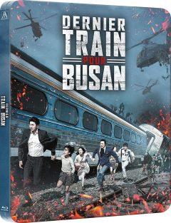 Dernier train pour Busan (2016) de Yeon Sang-ho - Packshot Blu-ray