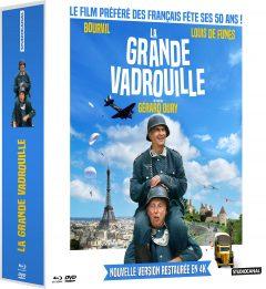 La Grande vadrouille - Édition Prestige 2016 - 50 ans (Master 4K) - Packshot Blu-ray