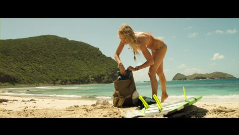 Instinct de survie - The Shallows (2016) de Jaume Collet-Serra - Capture Blu-ray