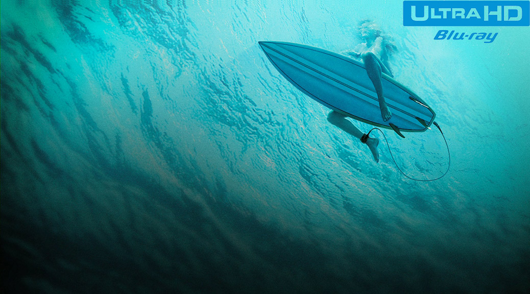Instinct de survie - The Shallows (2016) de Jaume Collet-Serra - Blu-ray 4K Ultra HD