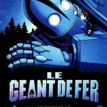 Le Géant de fer - Affiche 1999