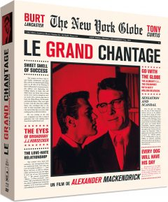 Le Grand chantage - Packshot 3D