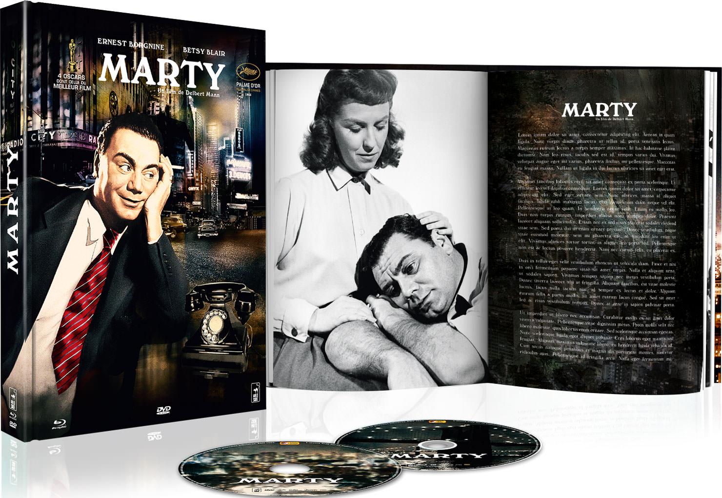 Marty - Scéno Blu-ray