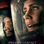 Premier contact (2016) de Denis Villeneuve - Affiche