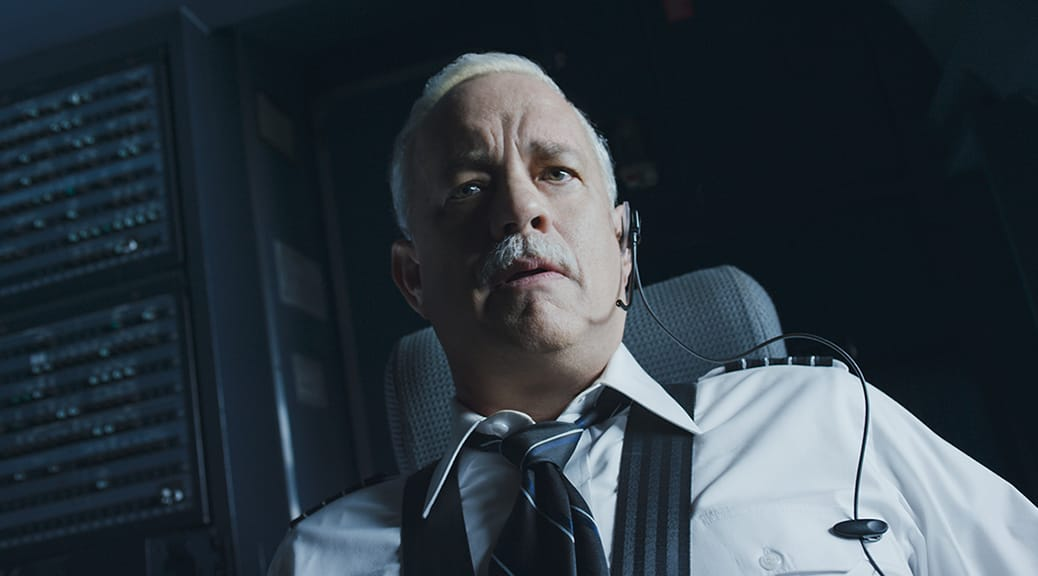 Sully (2016) de Clint Eastwood
