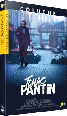 Tchao Pantin - Jaquette Combo Blu-ray DVD