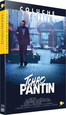 Tchao Pantin - Jaquette Combo Blu-ray DVD