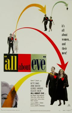 All about Eve - Affiche US