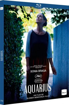 Aquarius - Packshot Blu-ray