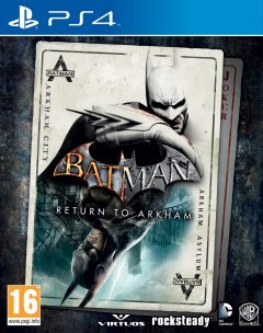 Batman – Return to Arkham - PlayStation 4
