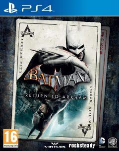 Batman – Return to Arkham - PlayStation 4