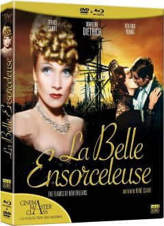 La Belle ensorceleuse - Packshot Blu-ray