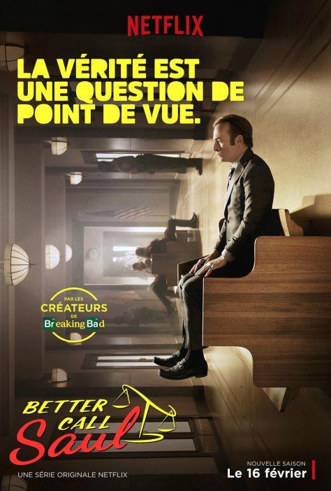 Better Call Saul - Saison 2 - Affiche française