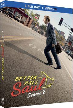 Better Call Saul - Saison 2 - Jaquette BRD