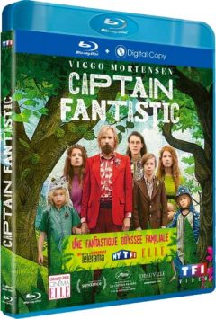 Captain Fantastic - Packshot Blu-ray