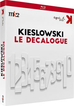 Le Décalogue - Packshot Blu-ray
